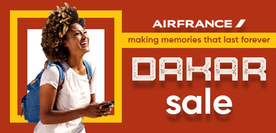 Cheap flights to Dakar