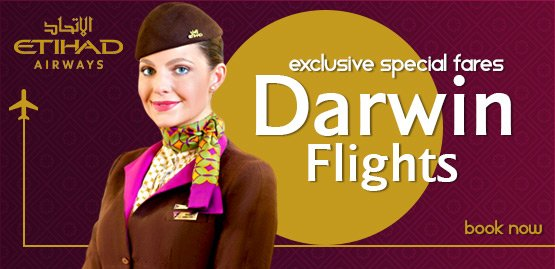 Cheap flights to Darwin