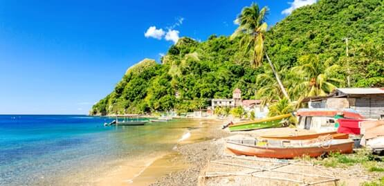 Cheap flights to Dominica