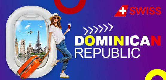 Cheap flights to Dominican Republic