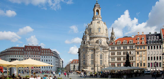 Cheap flights to Dresden