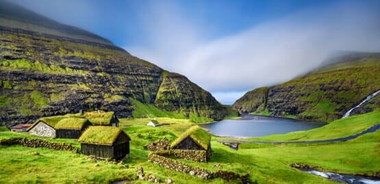 Cheap flights to Faroe Islands