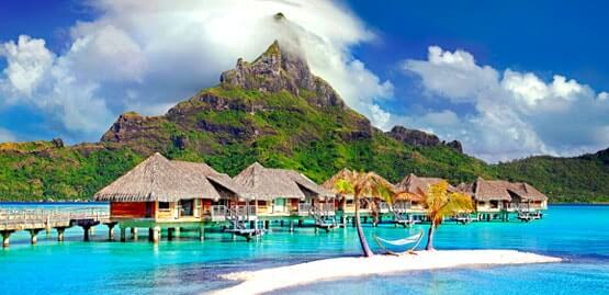 Cheap flights to French Polynesia