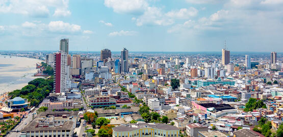 Cheap flights to Guayaquil