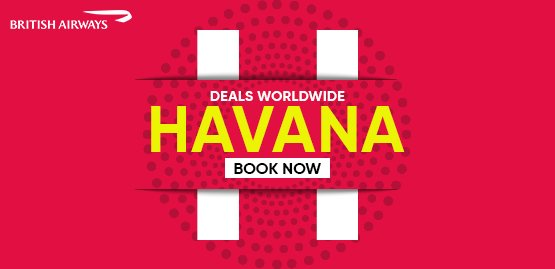 Cheap flights to Havana
