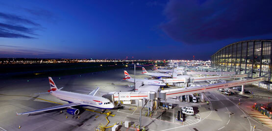 Cheap flights to Heathrow
