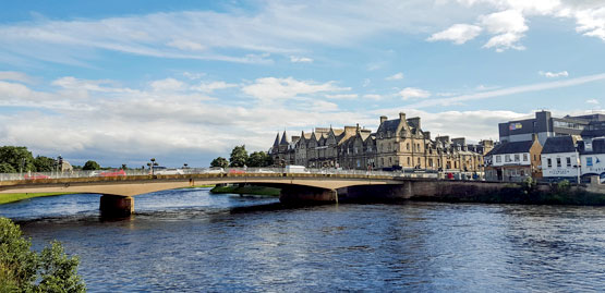 Cheap flights to Inverness
