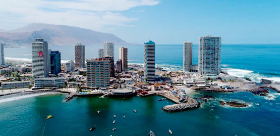 Cheap flights to Iquique