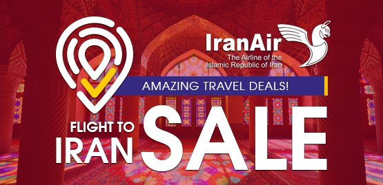 Cheap Flights To Iran