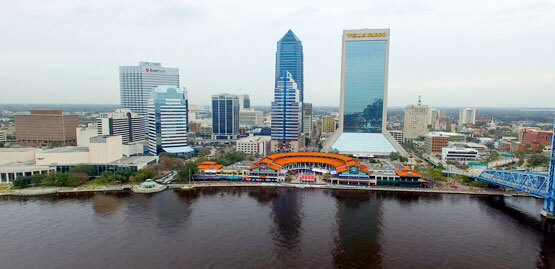 Cheap flights to Jacksonville