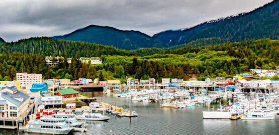 Cheap flights to Ketchikan