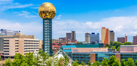 Cheap flights to Knoxville