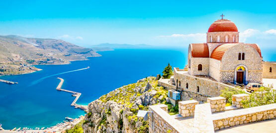 Cheap flights to Kos