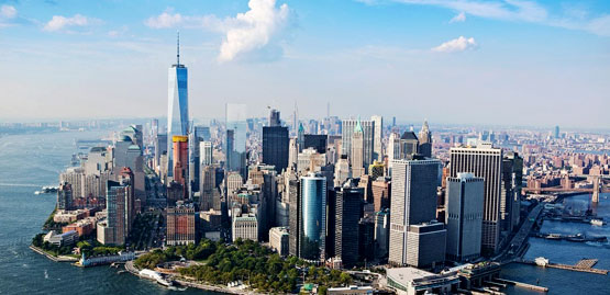 Cheap flights to Manhattan