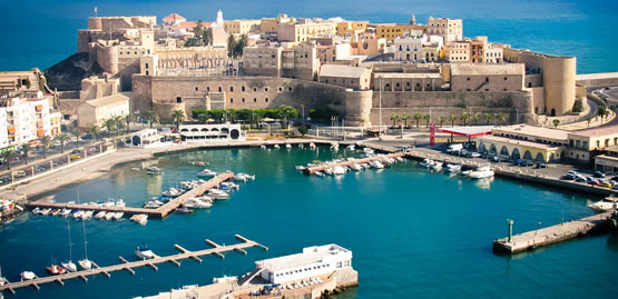 Cheap flights to Melilla