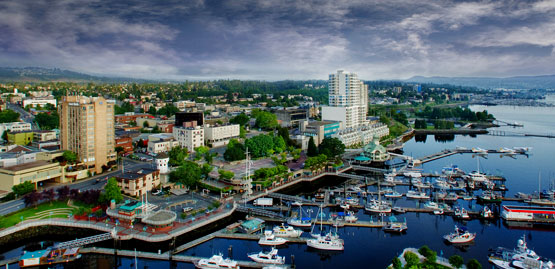 Cheap flights to Nanaimo
