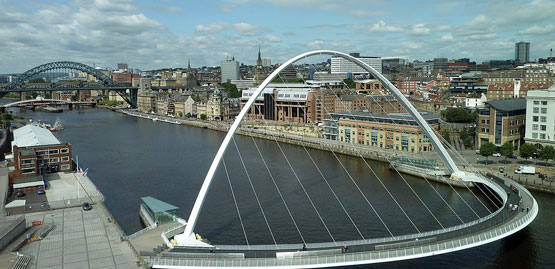 Cheap flights to Newcastle