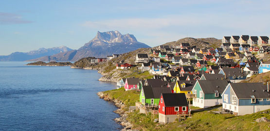 Cheap flights to Nuuk