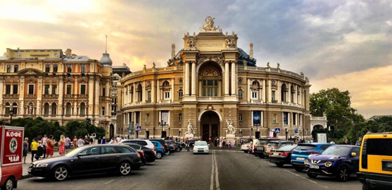 Cheap flights to Odessa