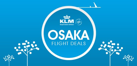 Cheap flights to Osaka