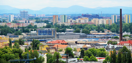 Cheap flights to Ostrava