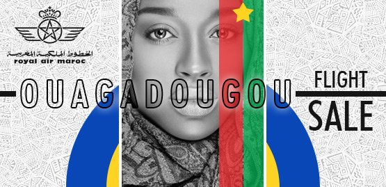 Cheap flights to Ouagadougou