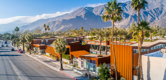 Cheap flights to Palm Springs