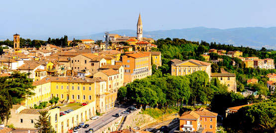Cheap flights to Perugia