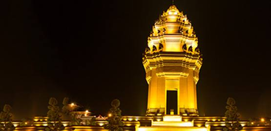 Cheap flights to Phnom Penh