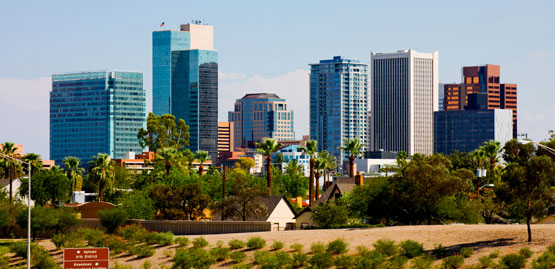 Cheap flights to Phoenix