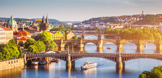 Cheap flights to Prague