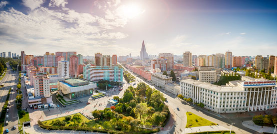 Cheap flights to Pyongyang