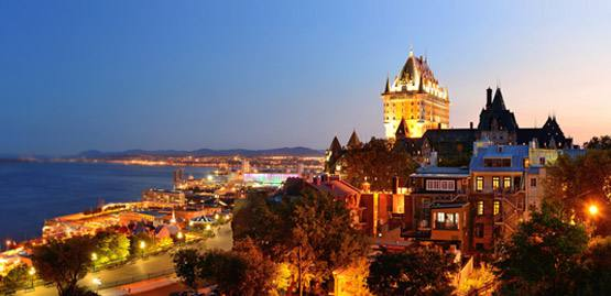 Cheap flights to Quebec