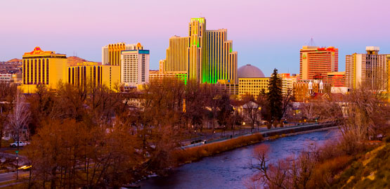 Cheap flights to Reno