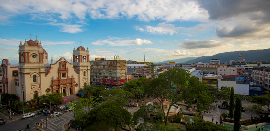 Cheap flights to San Pedro Sula