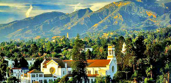 Cheap flights to Santa Barbara