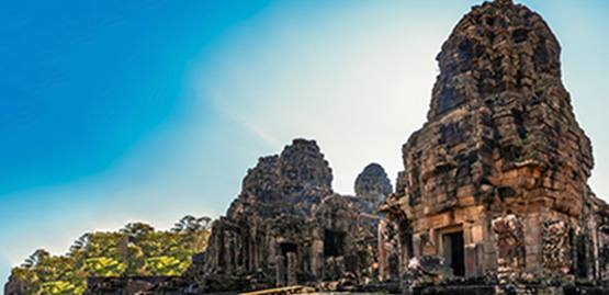 Cheap flights to Siem Reap