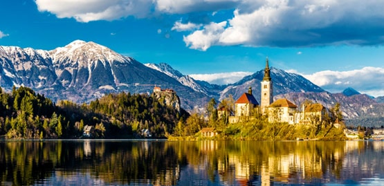 Cheap flights to Slovenia