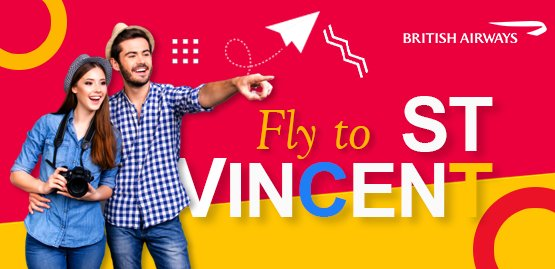 Cheap flights to St. Vincent