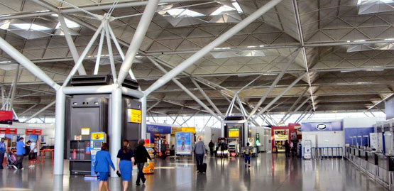 Cheap flights to Stansted