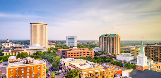 Cheap flights to Tallahassee