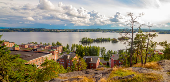 Cheap flights to Tampere