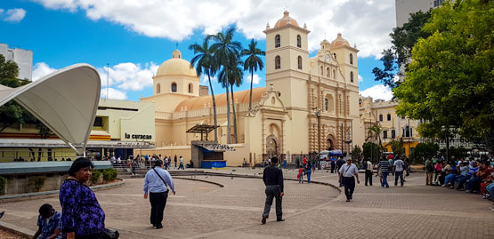 Cheap flights to Tegucigalpa