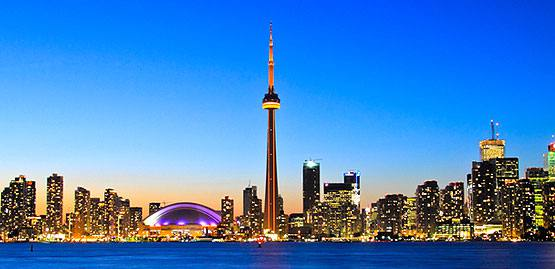 Cheap flights to Toronto