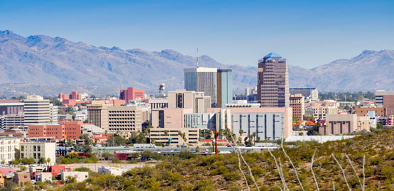 Cheap flights to Tucson