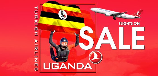 Cheap flights to Uganda