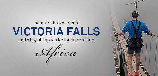 Cheap flights to Victoria Falls