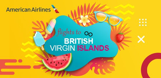 Cheap flights to British Virgin Islands