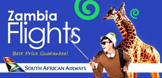 Cheap flights to Zambia